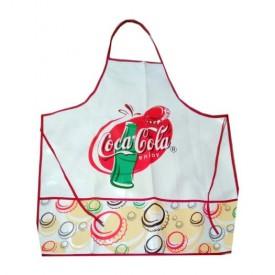 2002 Enjoy Coca-cola Vinyl Kitchen Apron 150294-01