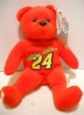 Jeff Gordon # 24 Authentic Collectible Nascar Team Speed Bear