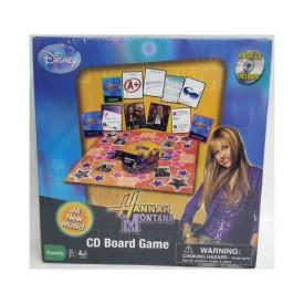Hanna Montana CD Board Game