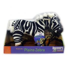 Discovery Channel Wildlife Plains Zebra