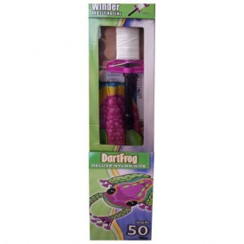 Dart Frog Rainforest Kite Deluxe Nylon 50