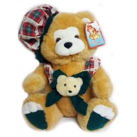 Holiday HugEms Christmas 16  Mommy & Baby Teddy Bear