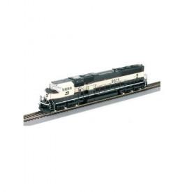 Athearn Genesis Burlington Northern SD70MAC #9511 Powered Engine HO Scale G6482