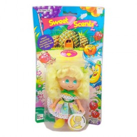 Vintage Toy Things Sweet Scents Doll 5-1/2 No. 4232 - Banana
