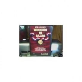 Winning in Sales [Audio Cassette] Bob Harrison