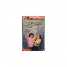 I Thought You Were My Best Friend  (Paperback)