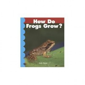 How Do Frogs Grow? (Paperback)