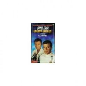 Enemy Unseen (Star Trek, Book 51) [Oct 01, 1990] V.E. Mitchell