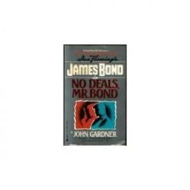 No Deals Mr. Bond (Mass Market Paperback)