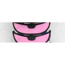 Pro Shade 3-in-1 Sport Visor - Changes From Visor to Eyewear Case in Seconds! (Pink)