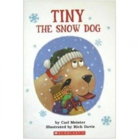 Tiny the Snow Dog (Paperback)