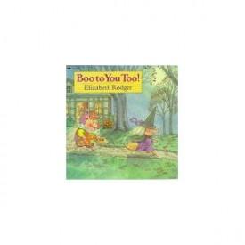 BOO TO YOU TOO! (Hardcover)