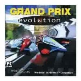 Grand Prix Evolution [CD-ROM] [Windows 98   Windows XP   Windows 95]
