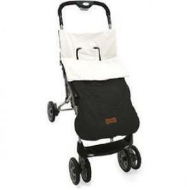 Baby Cozy Cuddler Infant Stroller & Carrier Blanket Color: Black