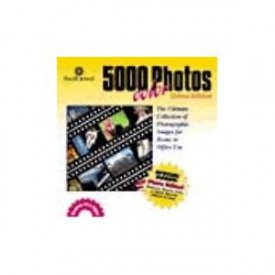 5000 Color Photos Deluxe Edition (with Special Bonus Photo Editor) [CD-ROM]