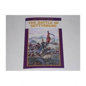 The Battle of Gettysburg (Read, Discover, Explore) (Paperback)