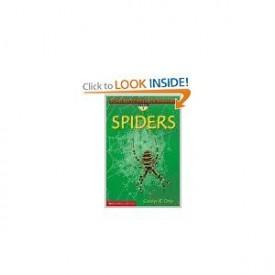 Spiders (Scholastic Science Readers) (Paperback)