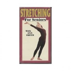 Stretching For Seniors With Ann Smith VHS [VHS Tape]