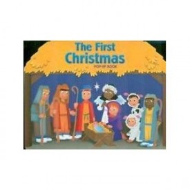 THE FIRST CHRISTMAS-STORY OF NATIVITY WITH 4 SIMPLE JIGSAWS (Hardcover)