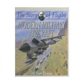 Modern Military Aircraft (Story of Flight (Paperback)) (Paperback)