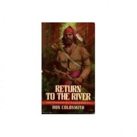 Return to the River (Spanish Bit Saga #11)  (Mass Market Paperback)