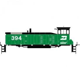 Athearn HO Scale Powered Locomotive 95802 Burlington Northern SW1000 #394