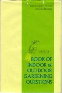 The New York Time Book Of Indoor & Outdoor Gardening Questions (Hardcover)