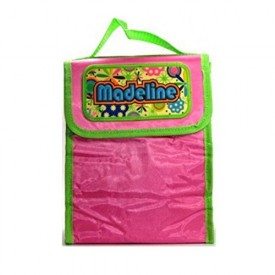 Personalized Lunch Bag--Madeline