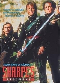 Sharpe's Regiment (DVD)