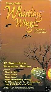 Whistling Wings: Cupped & Committed [VHS] [VHS Tape]