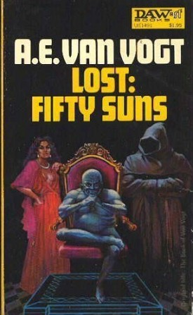 Lost Fifty Suns (Mass Market Paperback)