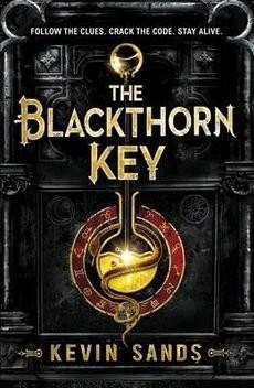 The Blackthorn Key [Paperback] [Jan 01, 2015] Sands, Kevin