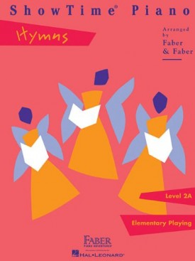 ShowTime Piano Hymns: Level 2A (Paperback)