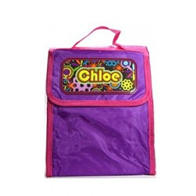 Personalized Lunch Bag--Chole