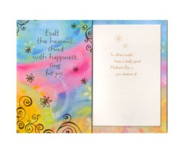 Mothers Day Greeting Card Religious Humor [Office Product]