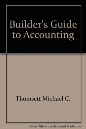 Builder's Guide to Accounting (Paperback)