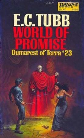 World of Promise (Dumarest of Terra):  No. 23 - DAW No. 411 (Vintage 1980) (Mass Market Paperback)