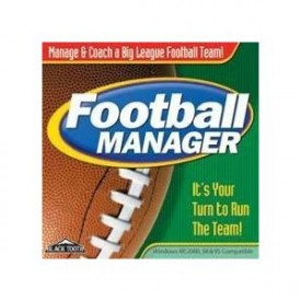 Football Manager (Jewel Case) - PC [CD-ROM]