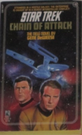 Star Trek - Chain of Attack - No. 32  (Paperback)
