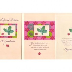 Graduation Greeting Card For A Special Woman [Office Product]