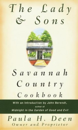 The Lady & Sons Savannah Country Cookbook Plastic Comb (Paperback)