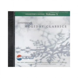 Contemporary Holiday Classics Collectors Edition Volume 5 [Audio CD] Various