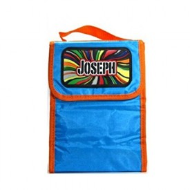 Personalized Lunch Bag--Joseph