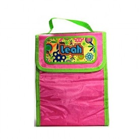 Personalized Lunch Bag--Leah
