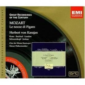 Great Recordings Of The Century - Mozart: Le Nozze Di Figaro (2-Disc Set) (Audio CD)