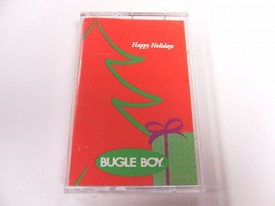 Bugle Boy Happy Holidays Cassette Tape (Cassette)
