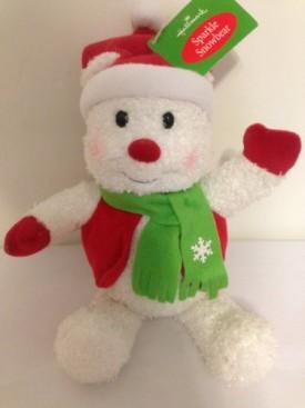 Hallmark Sparkle Snowbear 12