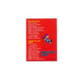 The Simpsons Skybox Bartman Trading Card Checklist Card B10 [Toy]