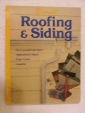 Roofing & Siding by Sunset Books (Paperback)