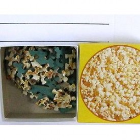 Vintage Just Popping By With A Corny Hi Jigsaw Puzzle 60 pcs- Springbok Hallmark
